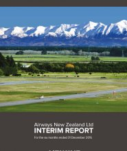 Interim report 2015 cover